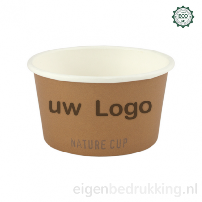 Natureware (ijs-soep) kom, 360ml/ 12oz
