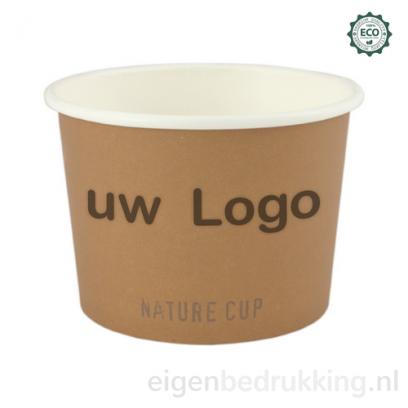 Natureware (ijs-soep) kom, 450ml/ 16oz