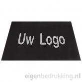 Luxe placemat zwart, 30 x 40 cm